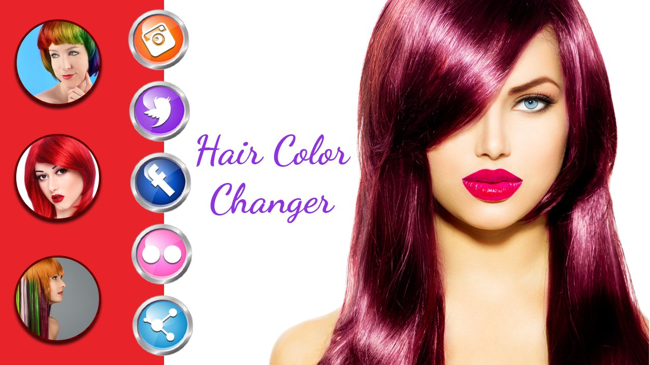 The Best Hair Color Changer Android Apps On Google Play Pictures