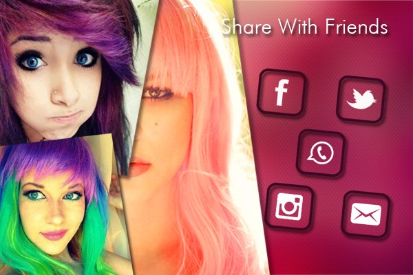 The Best Change Hair And Eye Color Android Apps On Google Play Pictures