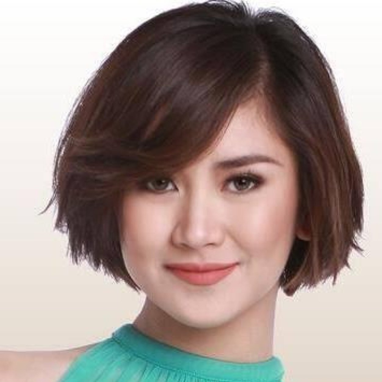 The Best Sarah Geronimo New Hairstyle Fade Haircut Pictures
