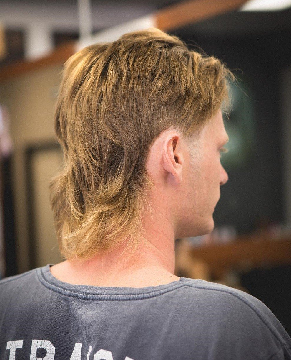 The Best Mullet Haircuts Party In The Back Business In The Front Pictures