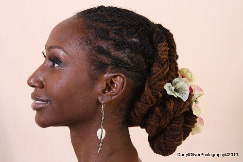 The Best Dreadlock Hairstyles For Black Women Pictures