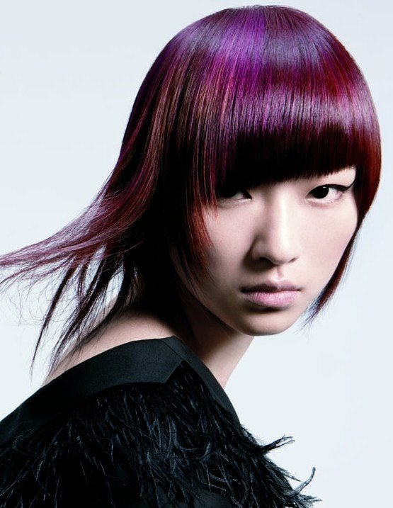 The Best Hair Color Trends We Love For Winter 2013 Empress Luxury Hair V*Rg*N Hair Extensions Pictures