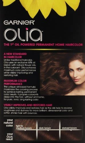The Best Garnier Olia Oil Powered Permanent Hair Color 5 35 Medium Pictures