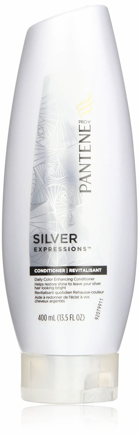 The Best Amazon Com Pantene Silver Expressions Daily Color Pictures