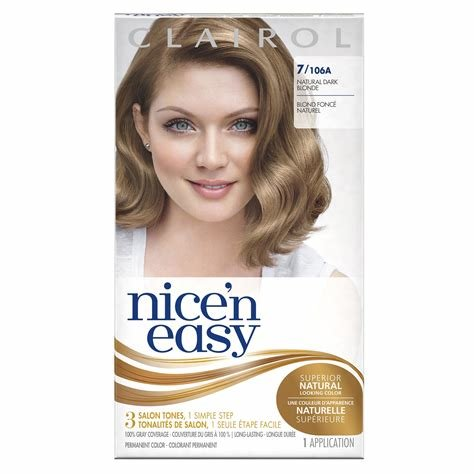 The Best Amazon Com Clairol Nice N Easy Hair Color 115 6N Pictures