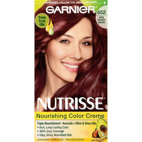 The Best Amazon Com Garnier Nutrisse Haircolor R1 Dark Intense Pictures