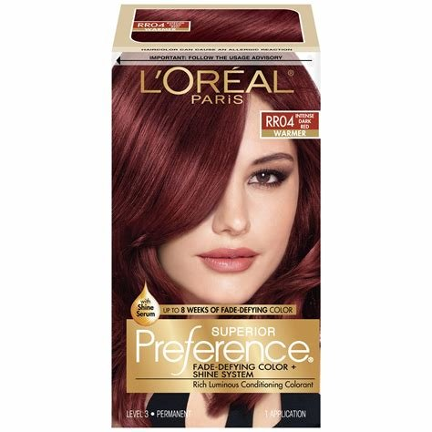 The Best Amazon Com L Oréal Paris Feria Permanent Hair Color R48 Pictures