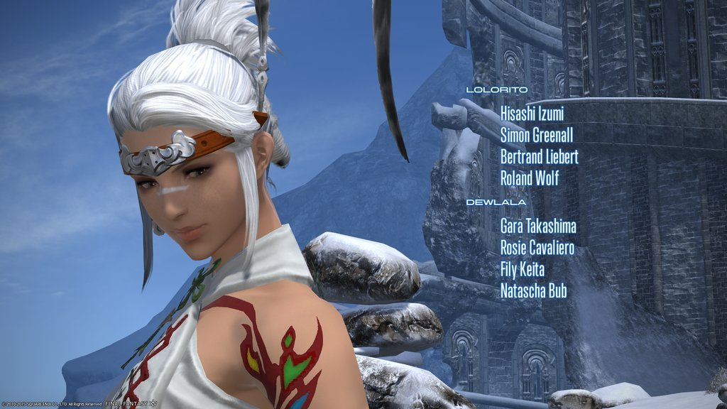 The Best Curls Hairstyle Ffxiv Hair Pictures