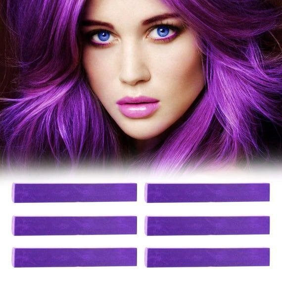 The Best 6 Best Temporary V*V*D Purple Hair Dye For Dark By Pictures