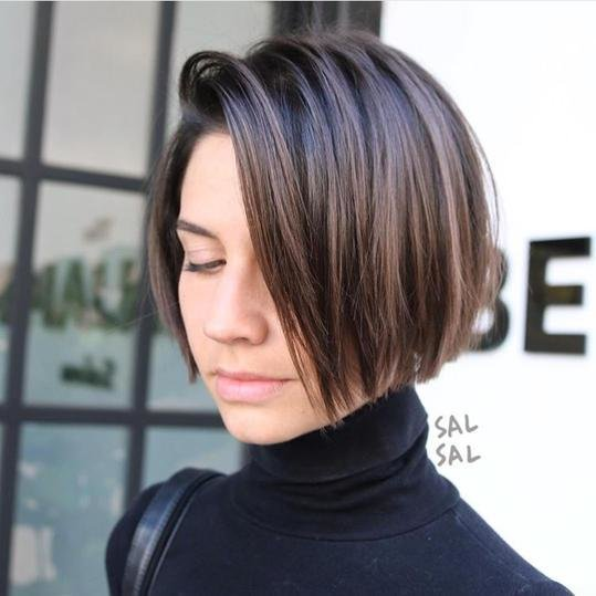 The Best Short Bob Haircuts So Cute You Ll Want To Chop Off A Few Pictures