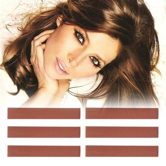 The Best Items Similar To 6 Best Temporary Light Brown Hair Dye For Dark And Light Hair Set Of 6 Diy Pictures