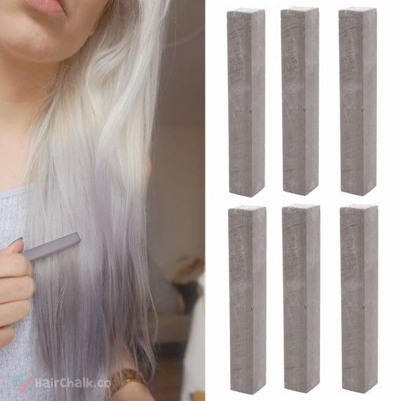 The Best 6 Best Temporary Ashy Grey Hair Dye For Dark And Light Hair Pictures
