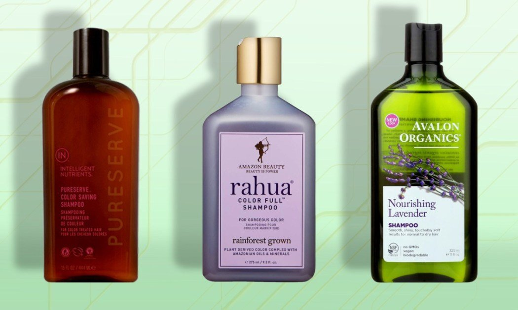 The Best The 4 Best Organic Shampoos For Color Treated Hair Pictures