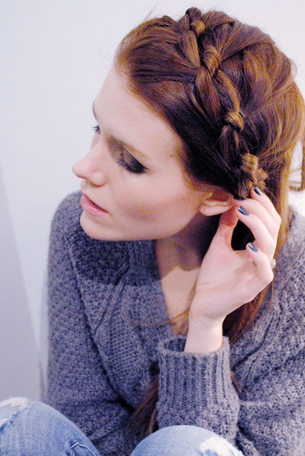The Best 23 Creative Braid Tutorials That Are Deceptively Easy Pictures