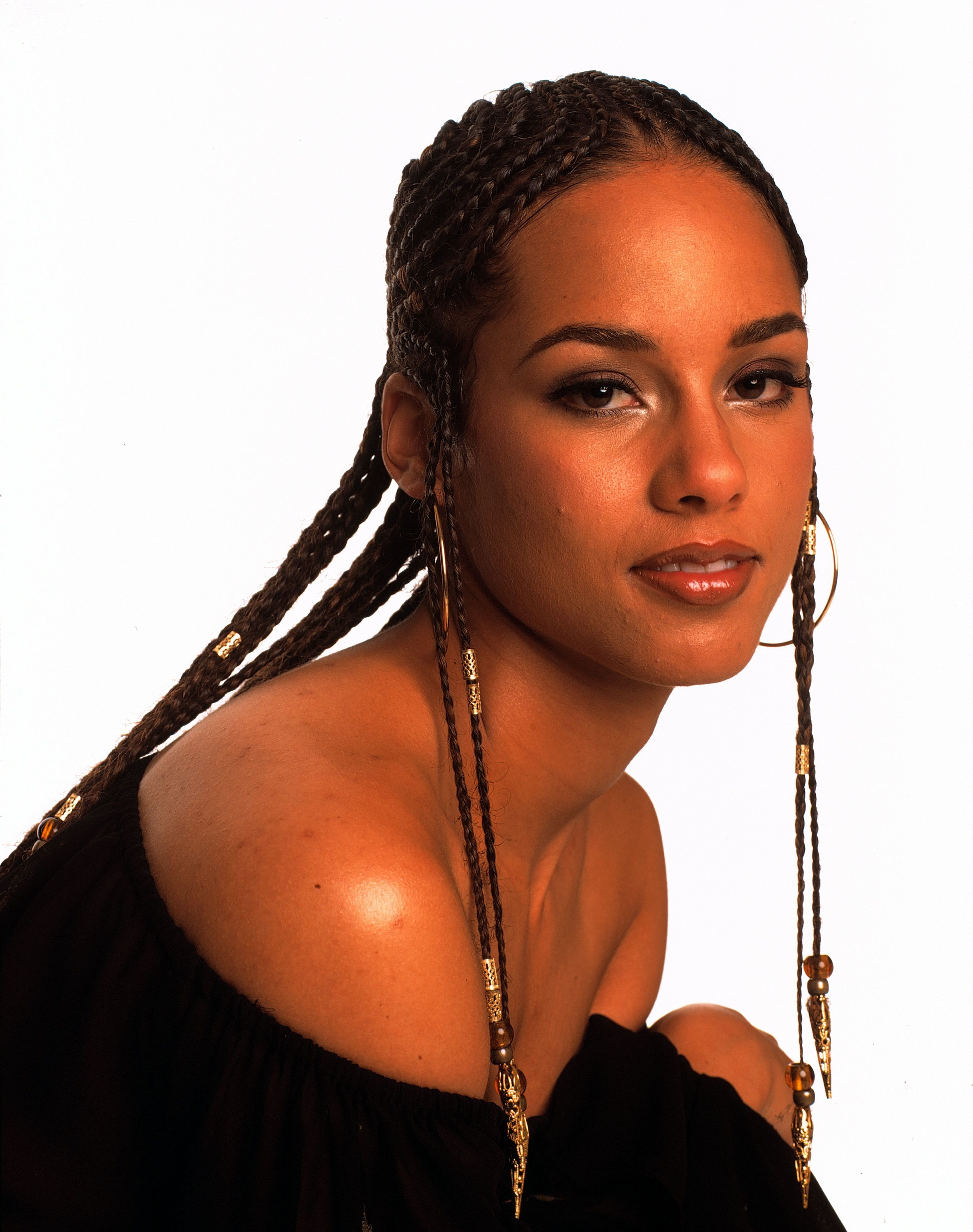 The Best Alicia Keys Most Head Turning Hairstyles Of All Time Pictures