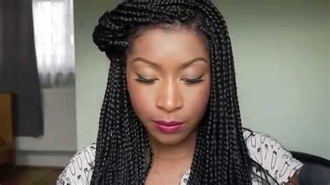 The Best How To Pack Braids In Different Hairstyles Naij Com Pictures