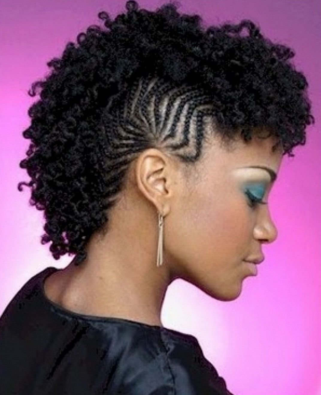 The Best The Fohawk Is Real – Hair Heaven Pictures
