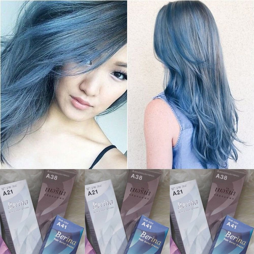The Best Diy Customized Gray Ash Blue Pastel Spring Color Cream Pictures