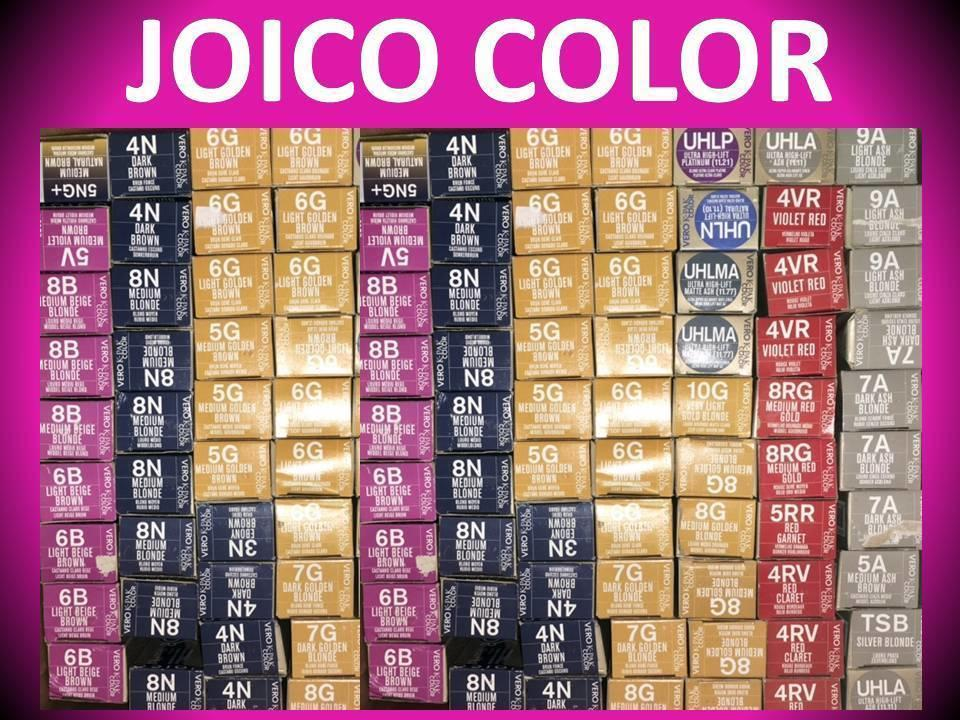 The Best New Joico Vero K Pak Permanent Hair Color Creme 2 5 Oz Pictures