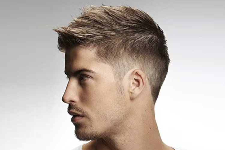 The Best 10 Faux Hawk Haircuts Hairstyles For Men Man Of Many Pictures