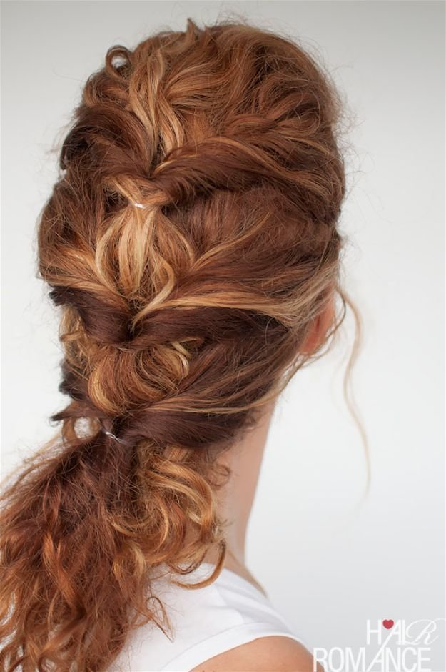 The Best 20 Quick And Easy Hairstyles You Can Wear To Work Pictures