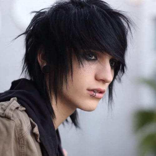 The Best 50 Cool Emo Hairstyles For Guys Men Hairstyles World Pictures