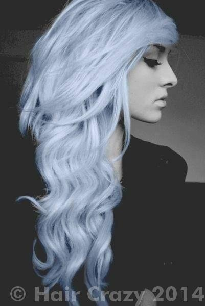 The Best Help With Getting Silvery Blue Hair Currently Green Pictures