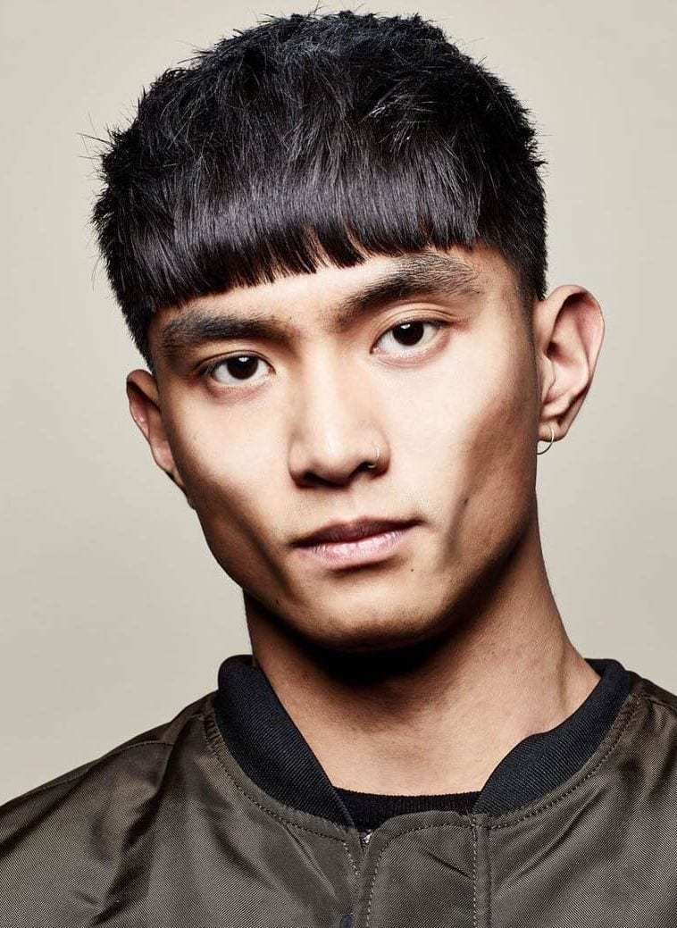 The Best Top 30 Trendy Asian Men Hairstyles 2019 Pictures