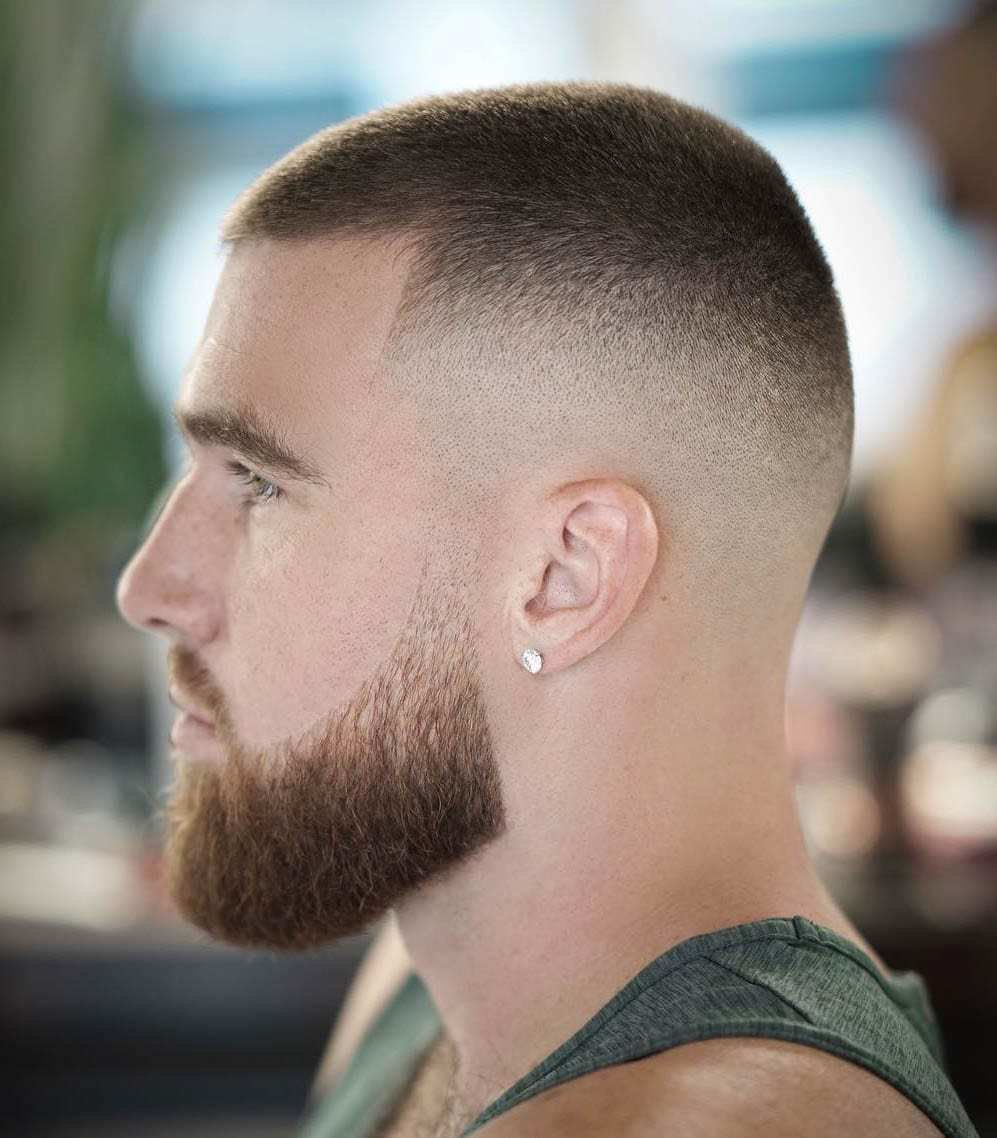 The Best 15 Awesome Military Haircuts For Men Pictures