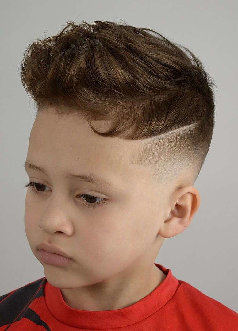 The Best 50 Cool Haircuts For Kids For 2019 Pictures