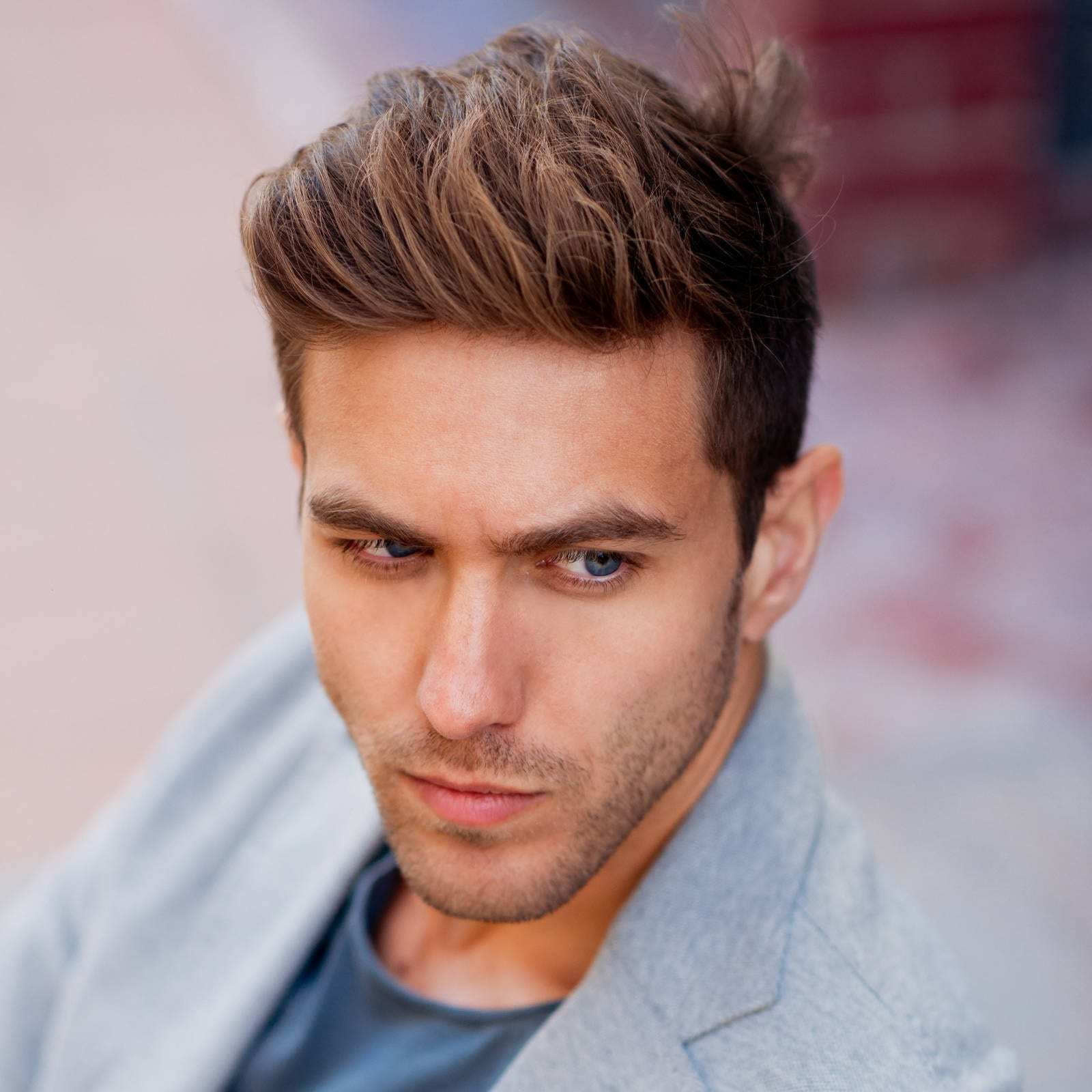 The Best 30 Textured Men S Hair For 2019 The Visual Guide Pictures