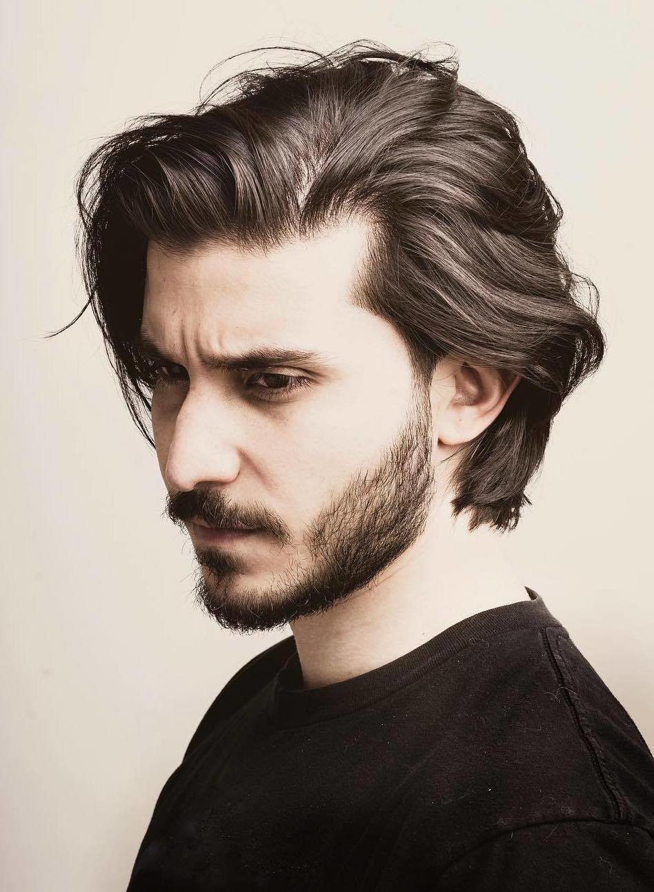 The Best Handsome And Cool – The Latest Men S Hairstyles For 2019 Pictures