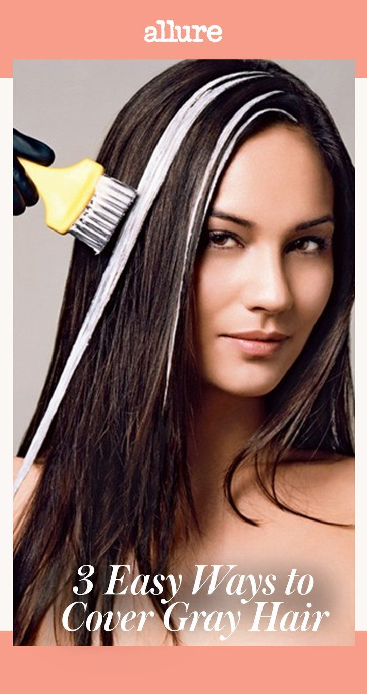 The Best Three Easy And Low Maintenance Ways To Cover Gray Hair Pictures
