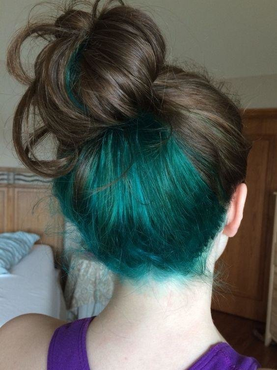 The Best In The Summer I Want To Dye My Hair A Crazy Color But At Pictures