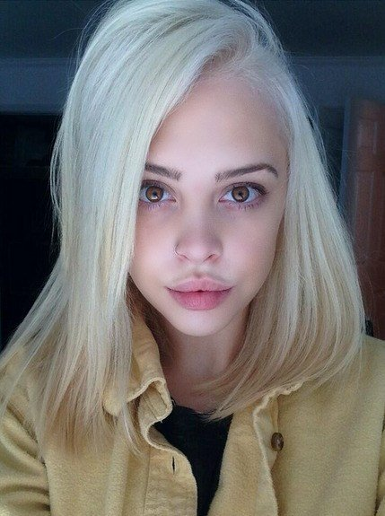 The Best Bleach Blonde Tumblr Pictures
