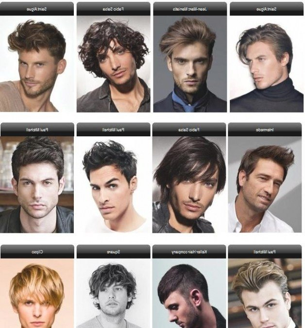 The Best Type Of Men Hairstyle Bentalasalon Com Pictures