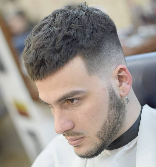 The Best Short Textured Haircut Mens Bentalasalon Com Pictures