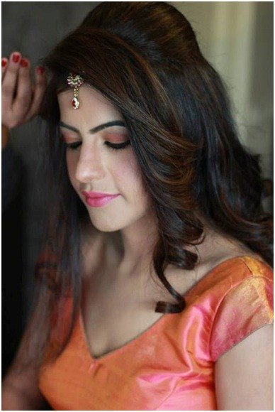 The Best Indian Bridal Hairstyle Latest Dulhan Hairstyles For Wedding Pictures