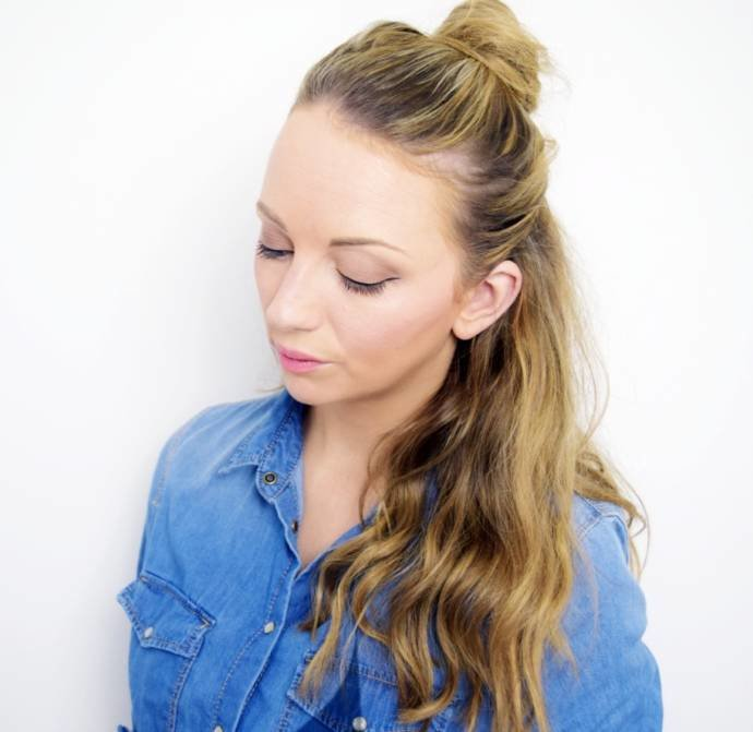 The Best Easy Hairstyles For College Girls Simple Hair Style Ideas Pictures