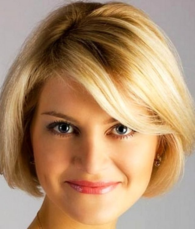 The Best 14 Best Short Haircuts For Women With Round Faces Pictures