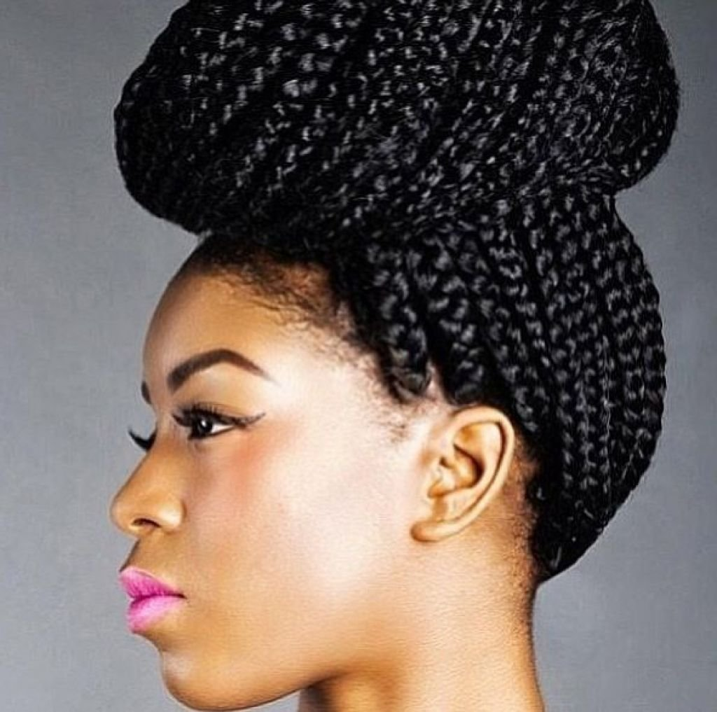 The Best African Braids 15 Stunning African Hair Braiding Styles Pictures