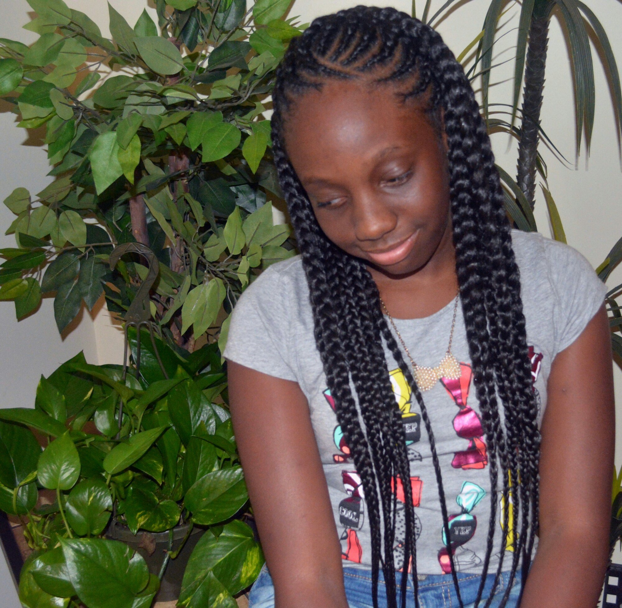 The Best Goddess Cornrow Braids Three Layers Blossomed Roots Pictures