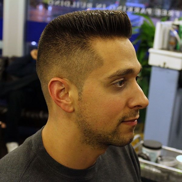 The Best Barbershop Men S Haircuts The Flattop Pictures