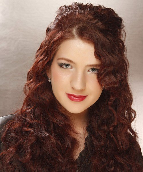 The Best Long Curly Hair Styles Fashforpassion Pictures