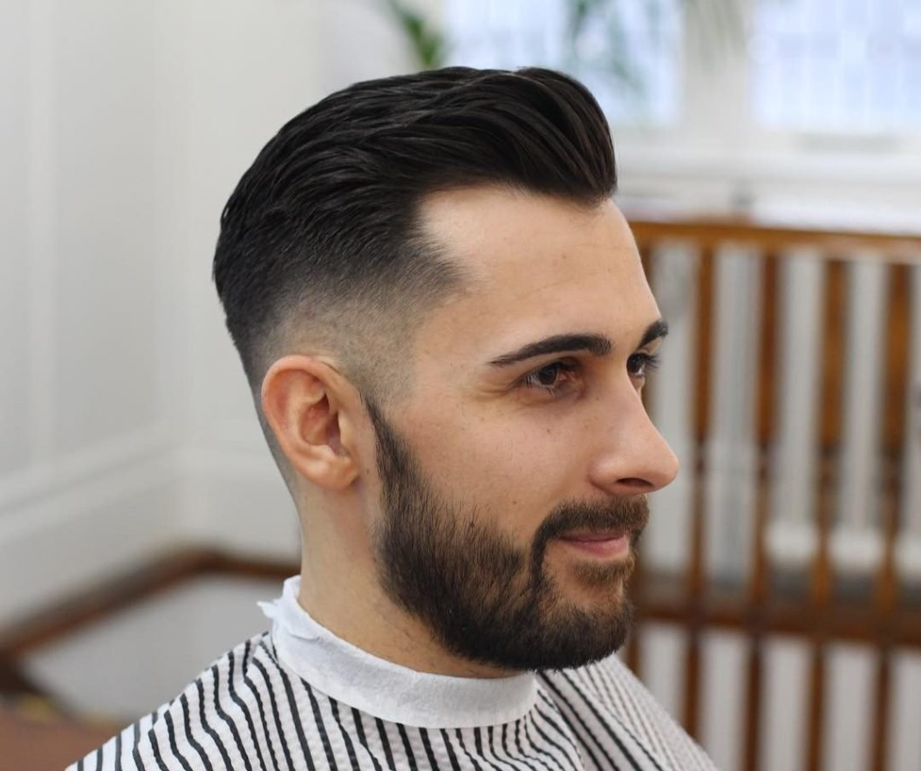 The Best Best Receding Hairline Haircuts For Men 2019 The Pictures