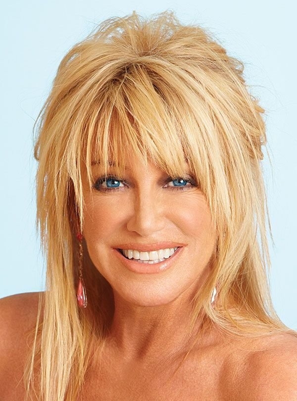 The Best Suzanne Somers Makeup Style Guru Fashion Glitz Glamour Style Unplugged Pictures