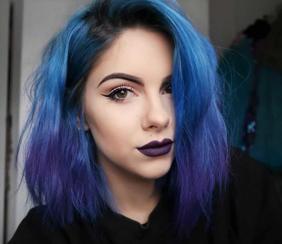 The Best 21 Blue Hair Ideas That You Ll Love Page 3 Of 21 Ninja Pictures