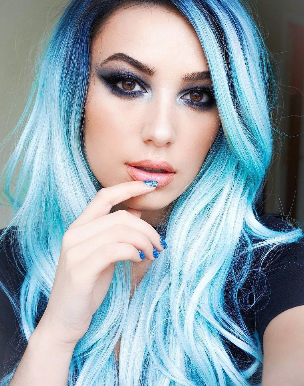 The Best 30 More Edgy Hair Color Ideas Worth Trying Page 29 Of 30 Pictures