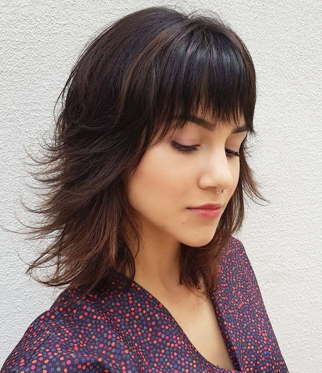 The Best Super Cute And Easy Medium Hairstyles Nicestyles Pictures