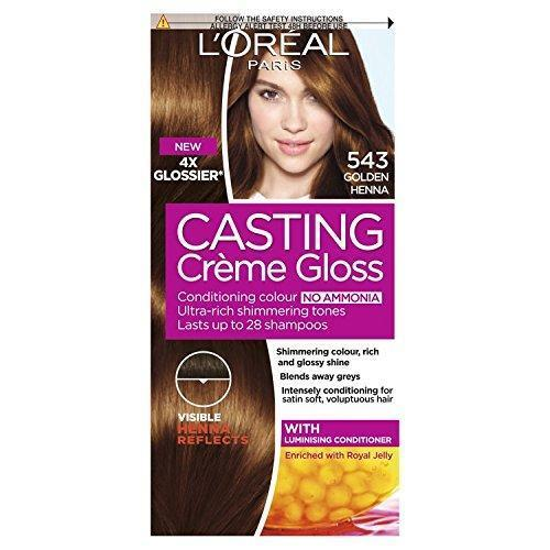 The Best L Oreal Br5 Light Auburn Brown Permanent Creme Hair Color – Design Styles Pictures